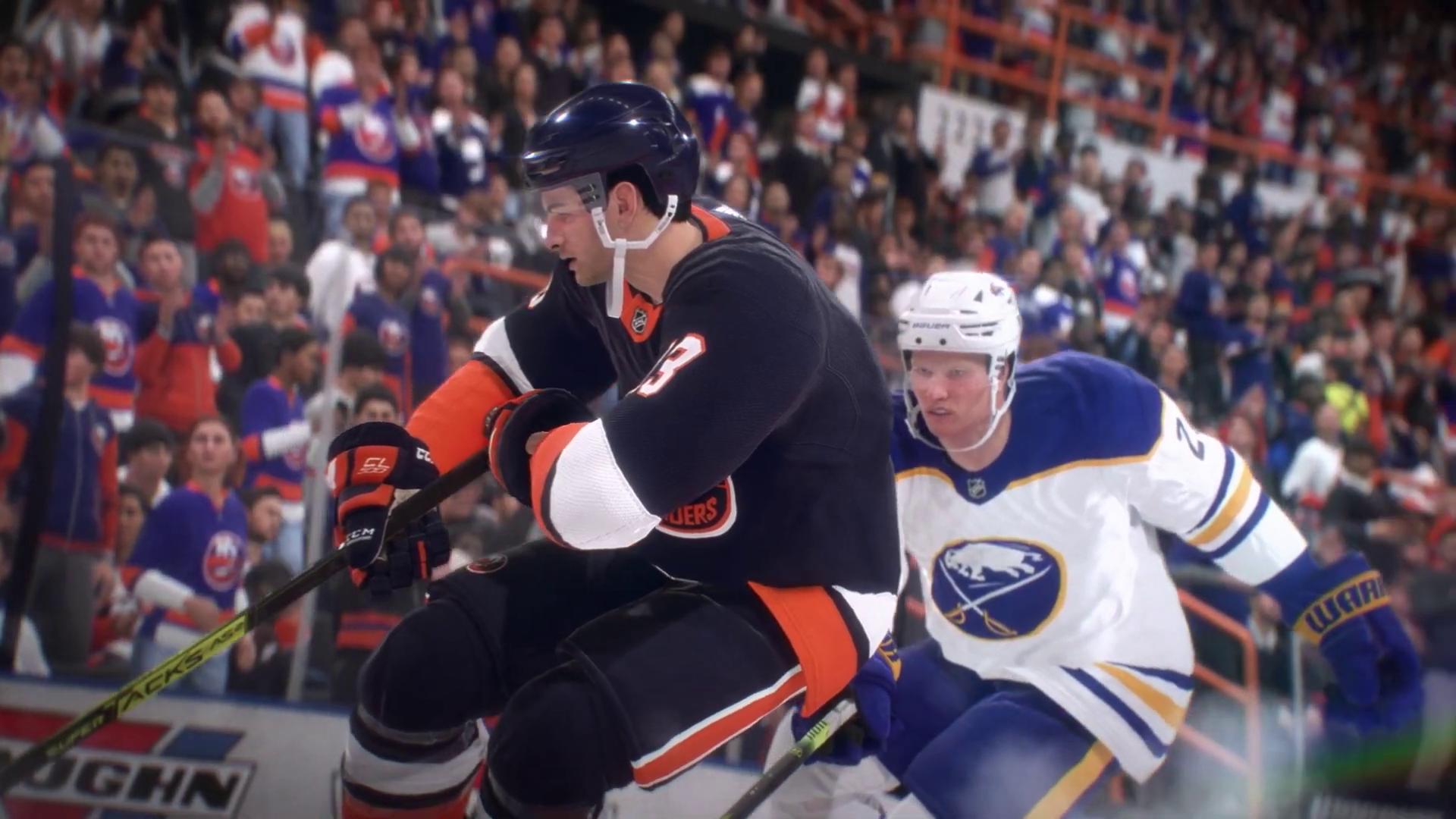 NHL 22 Xbox Series X & S