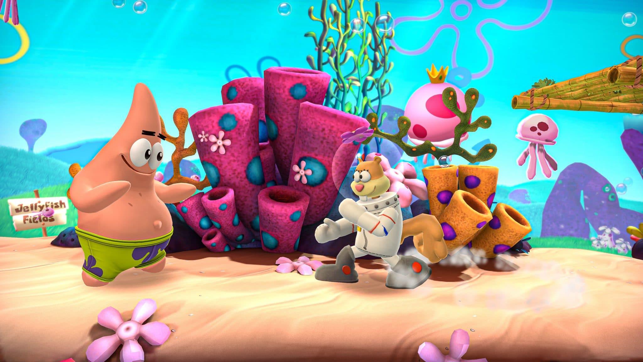 Nickelodeon All-Star Brawl Xbox
