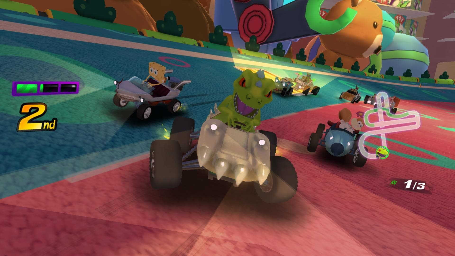 Nickelodeon Kart Racers Xbox