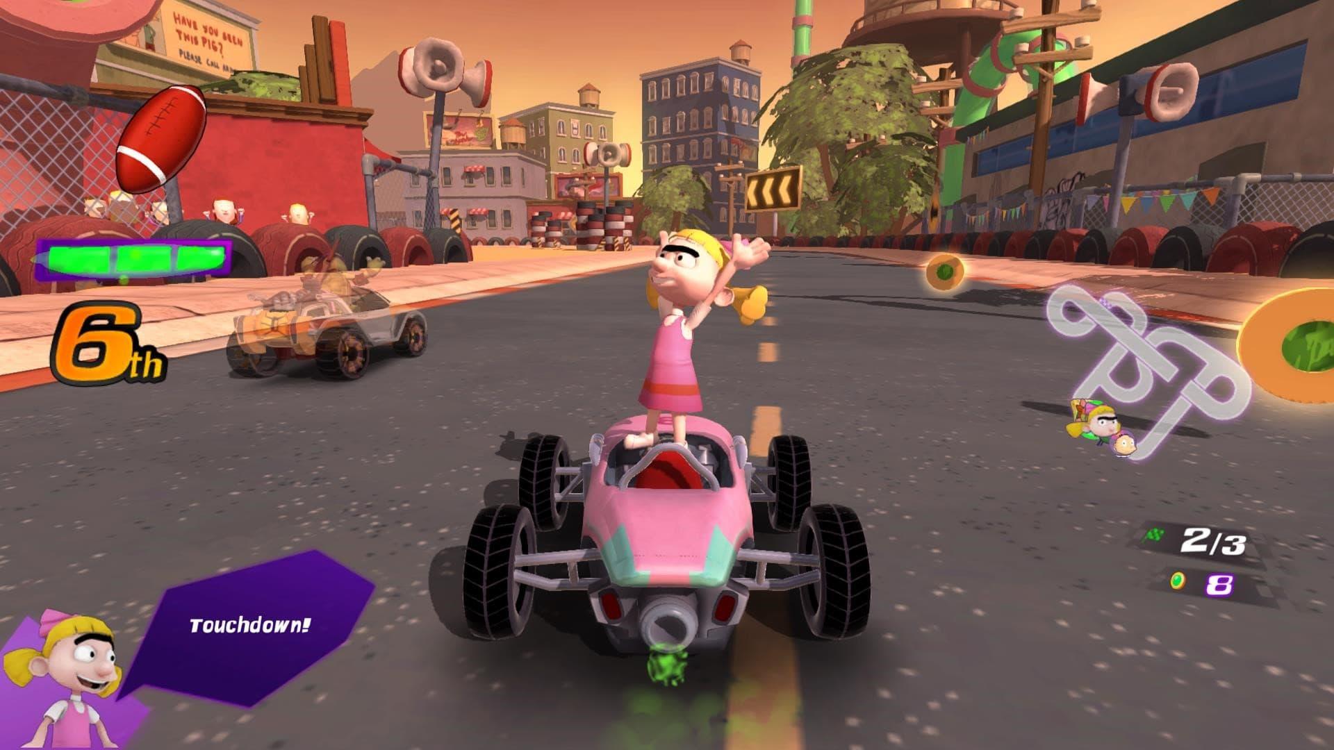 Nickelodeon Kart Racers Xbox One