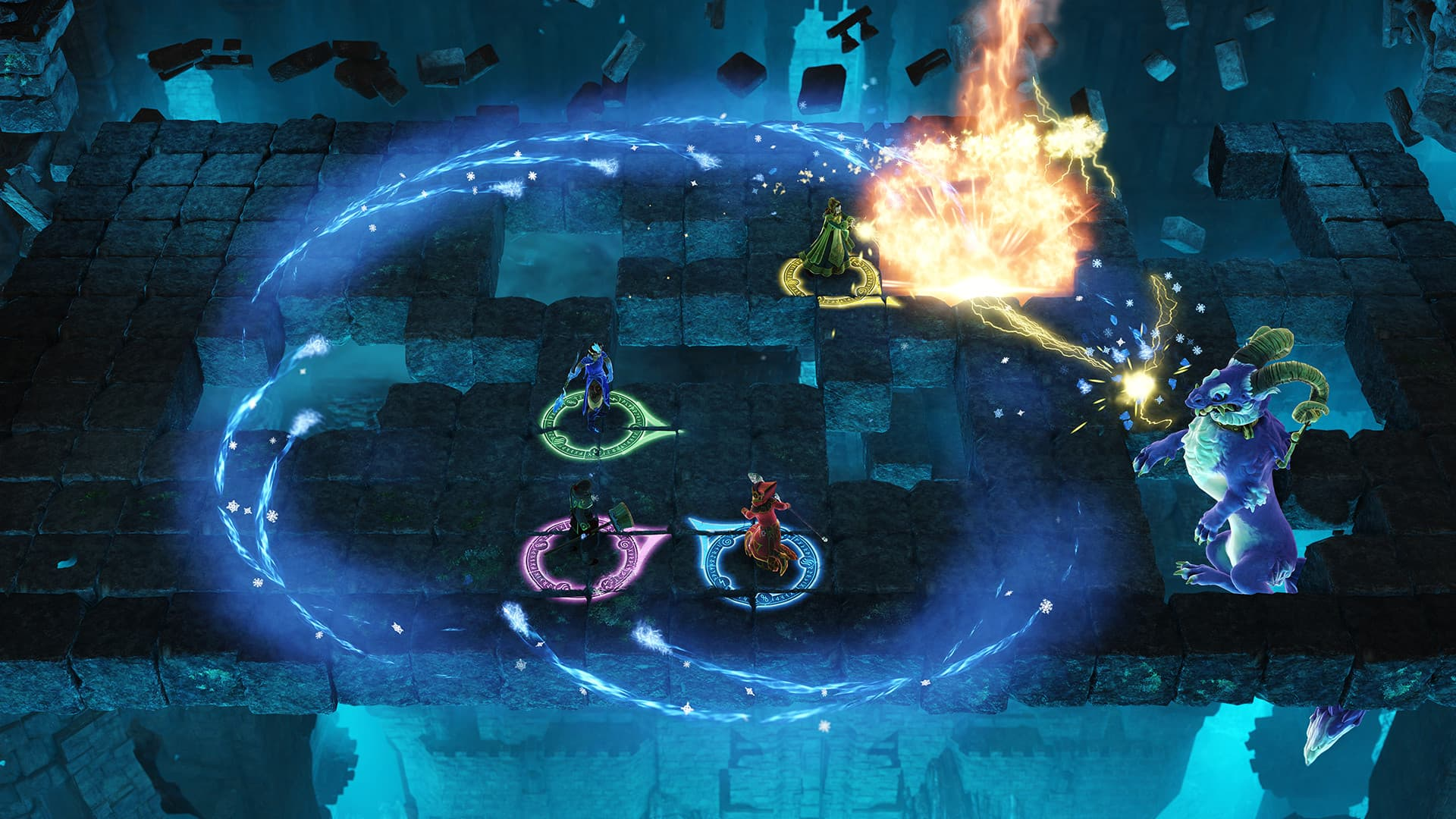 Nine Parchments Xbox