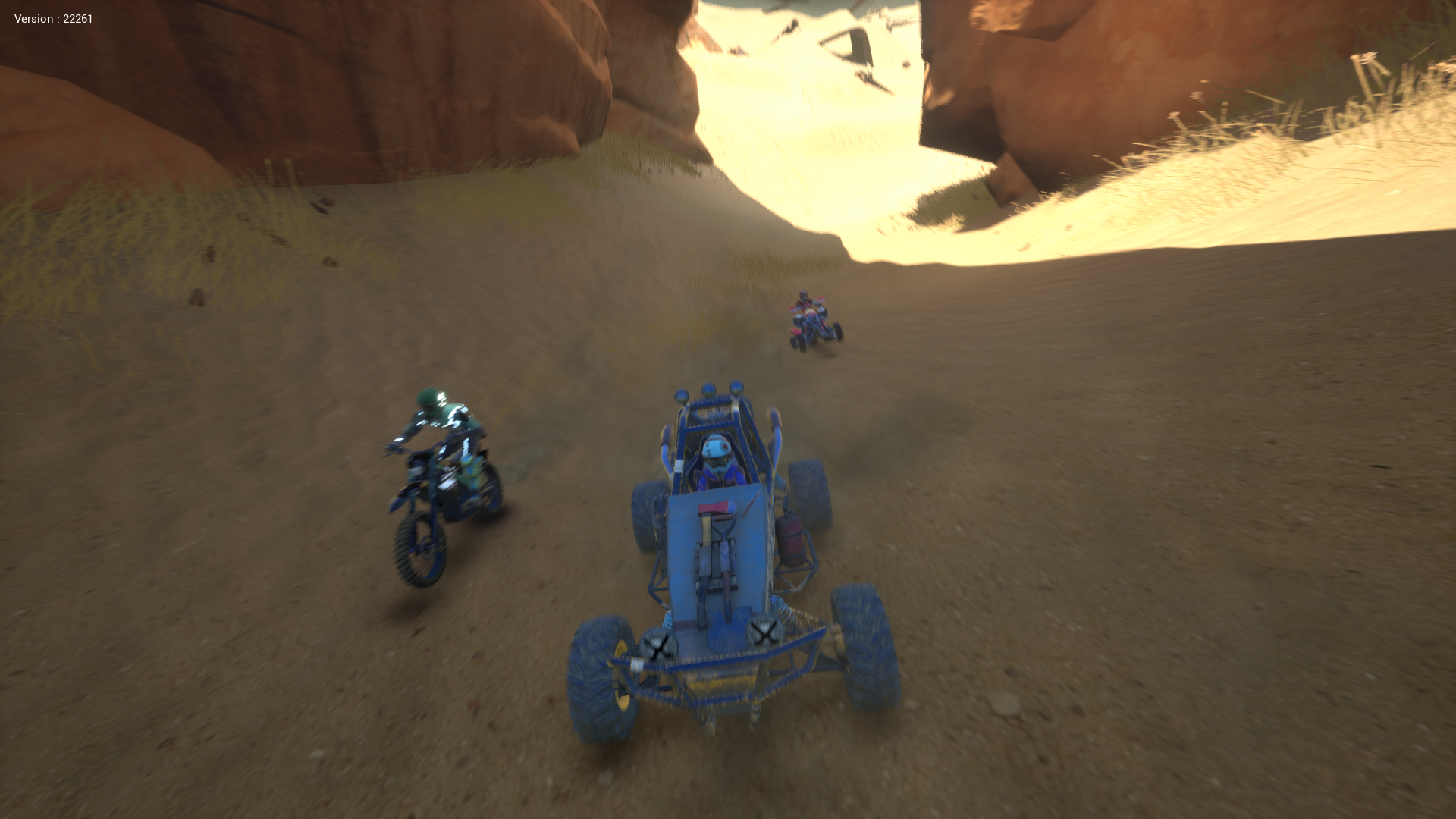 Xbox One Off-Road Racing