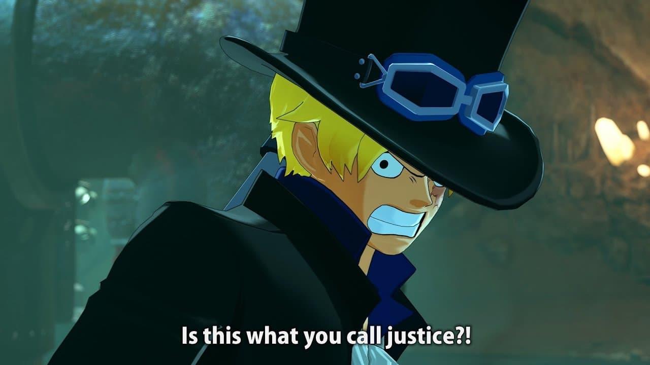 One Piece: World Seeker - Episode 2 - Where Justice Lies