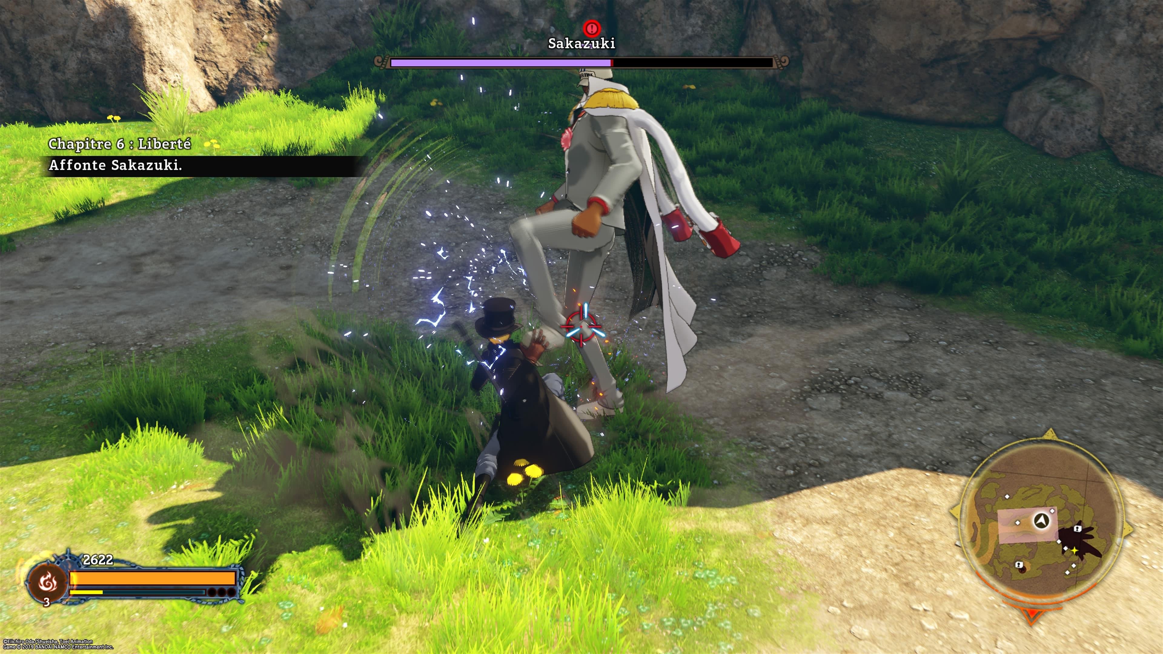 One Piece: World Seeker - Episode Bonus 2: La Voie de la Justice Xbox One
