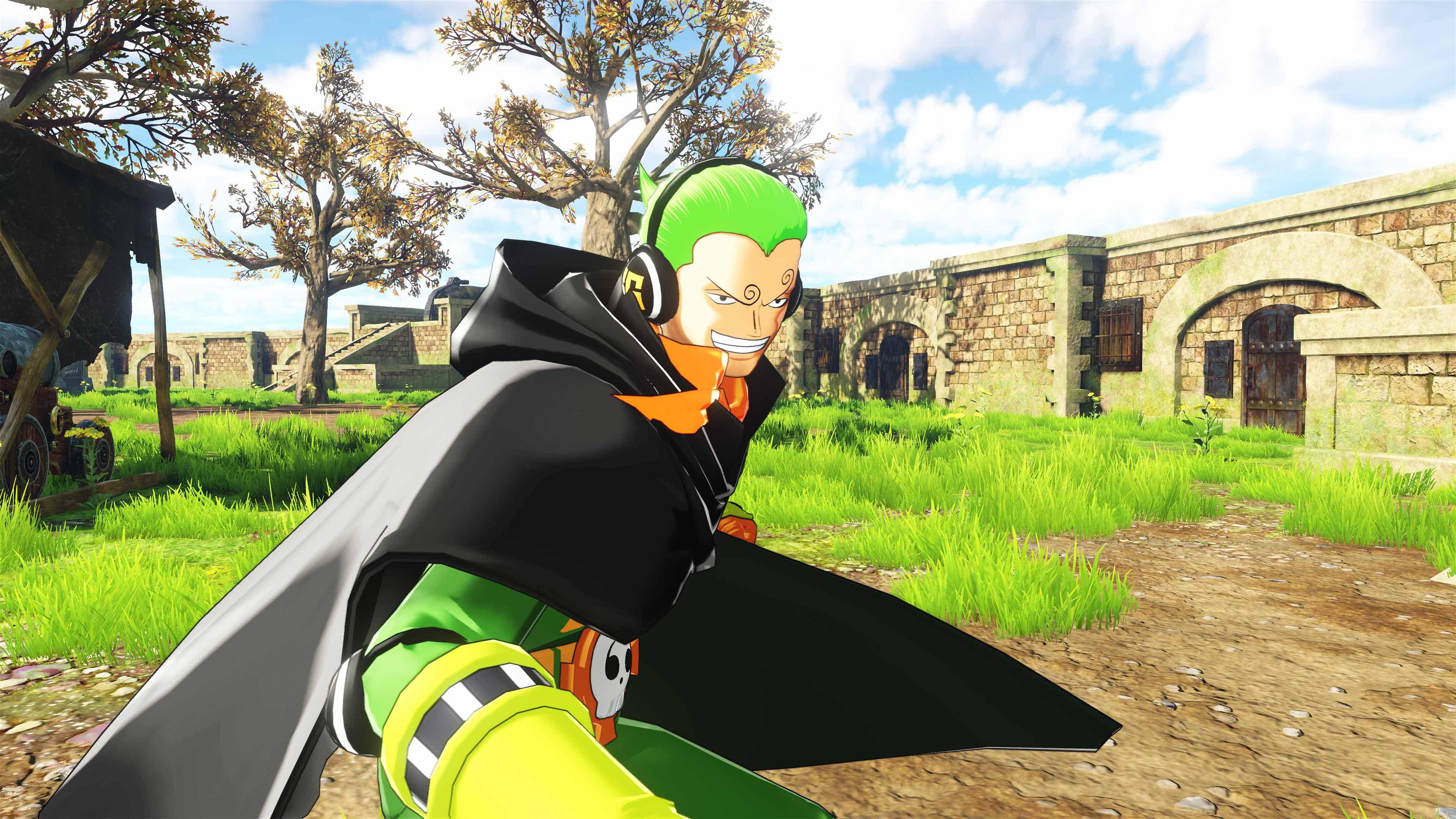 One Piece: World Seeker Xbox