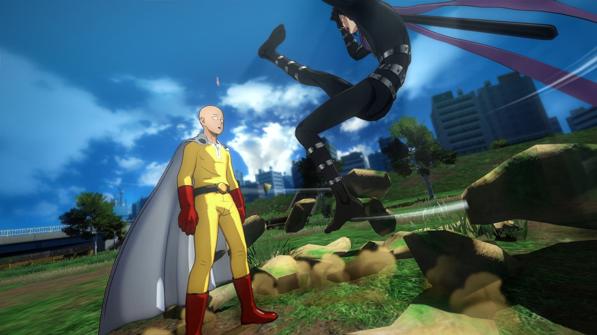 One Punch Man : A Hero Nobody Knows Xbox