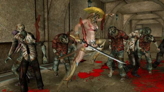 Xbox 360 OneChanbara: Bikini Samurai Squad
