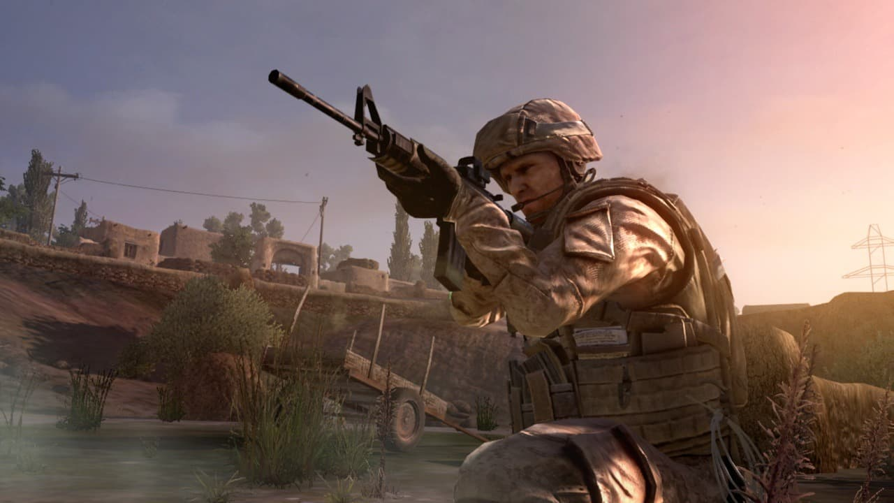 Operation Flashpoint: Red River - Image n°8