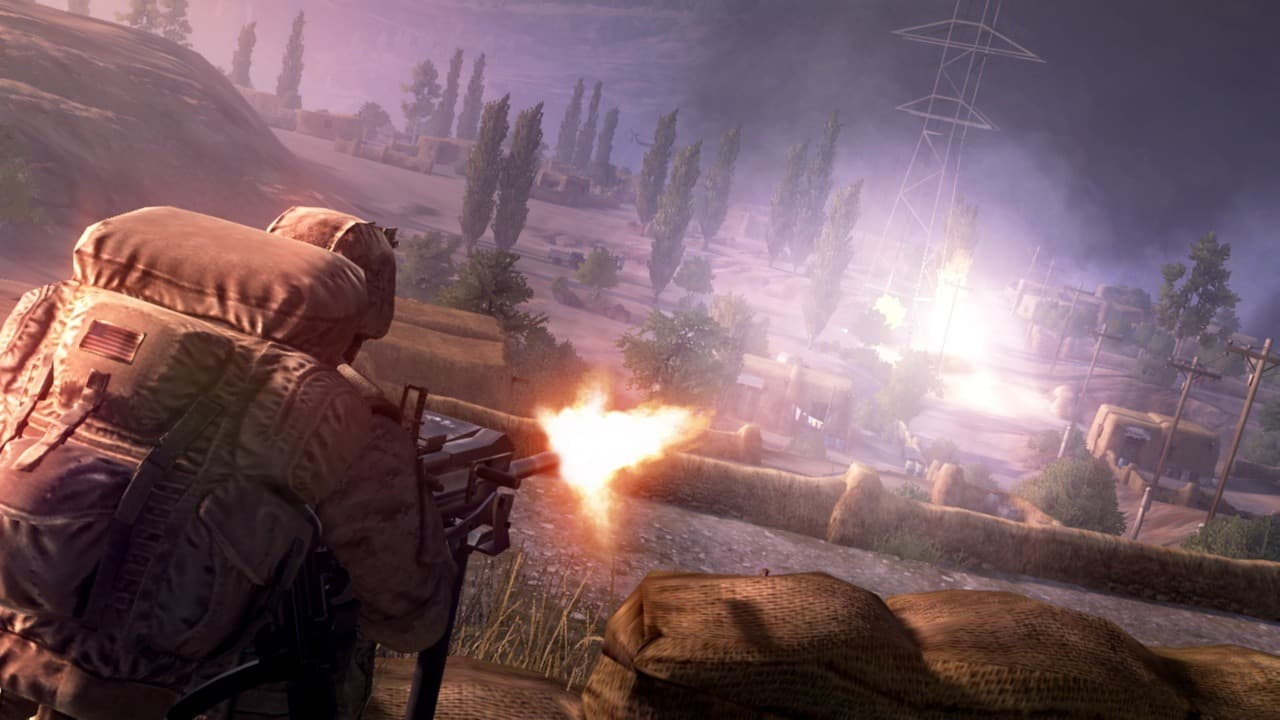 Operation Flashpoint: Red River - Image n°7