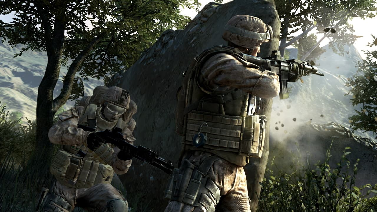 Operation Flashpoint: Red River Xbox