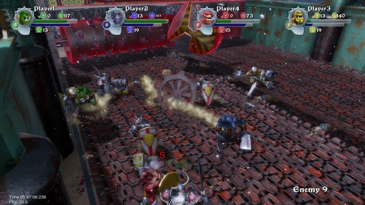 Orc Attack: Flatulent Rebellion Xbox 360
