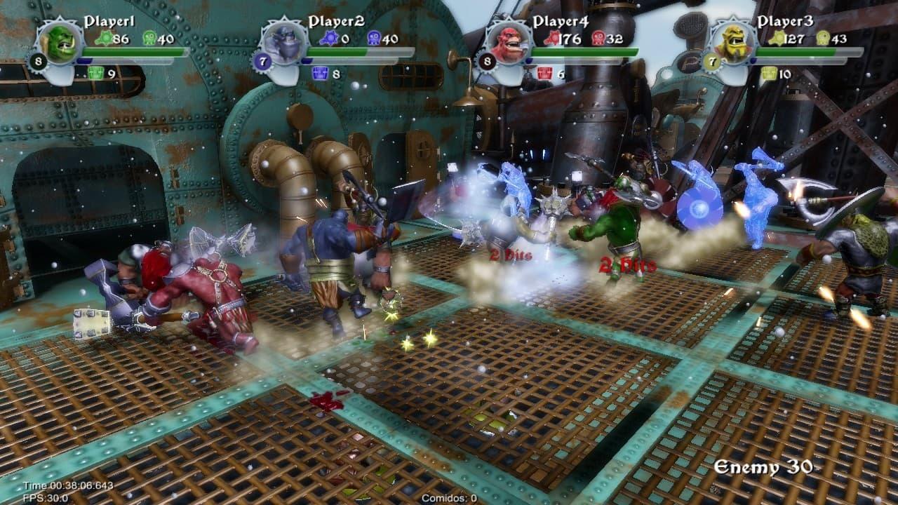 Orc Attack: Flatulent Rebellion - Image n°8