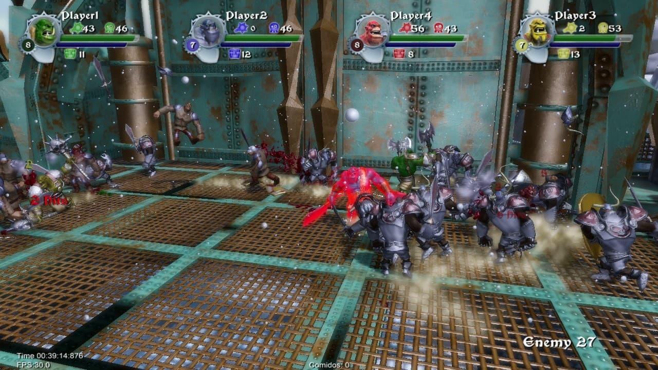 Orc Attack: Flatulent Rebellion - Image n°6