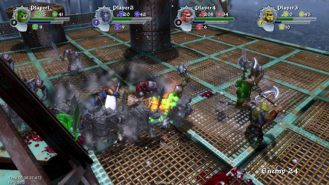 Orc Attack: Flatulent Rebellion - Image n°7