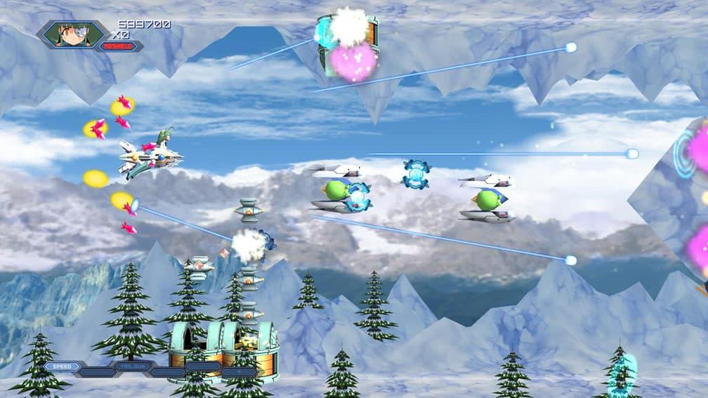 Otomedius Gorgeous Xbox 360