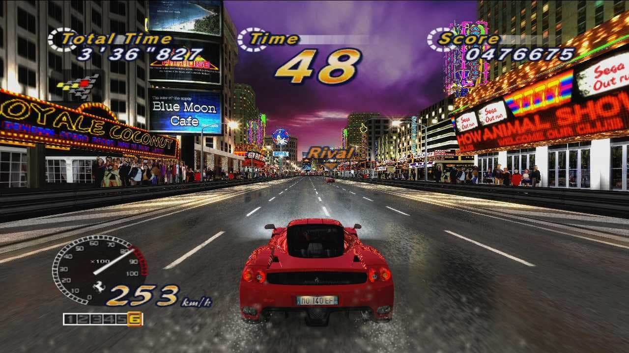 OutRun Online Arcade - Image n°7