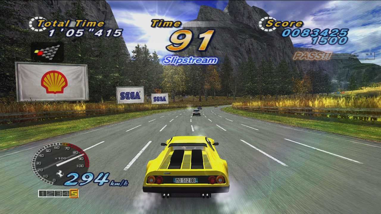 OutRun Online Arcade - Image n°8