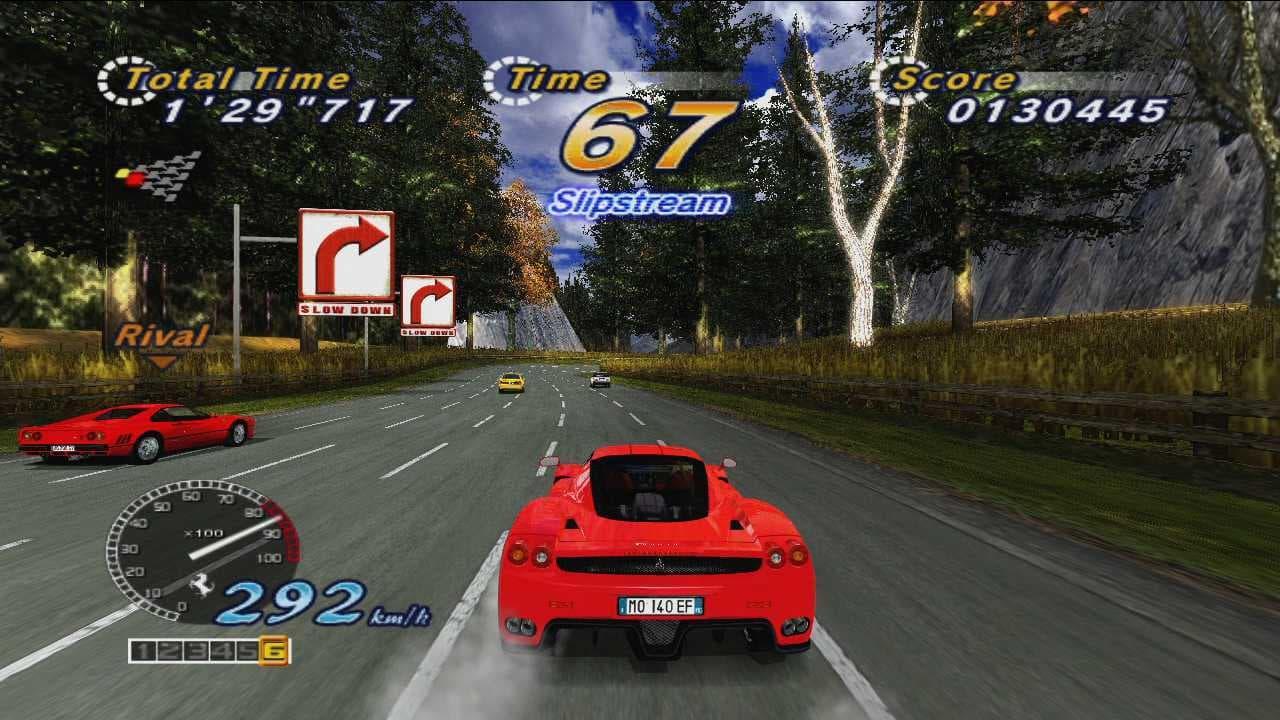 OutRun Online Arcade Xbox