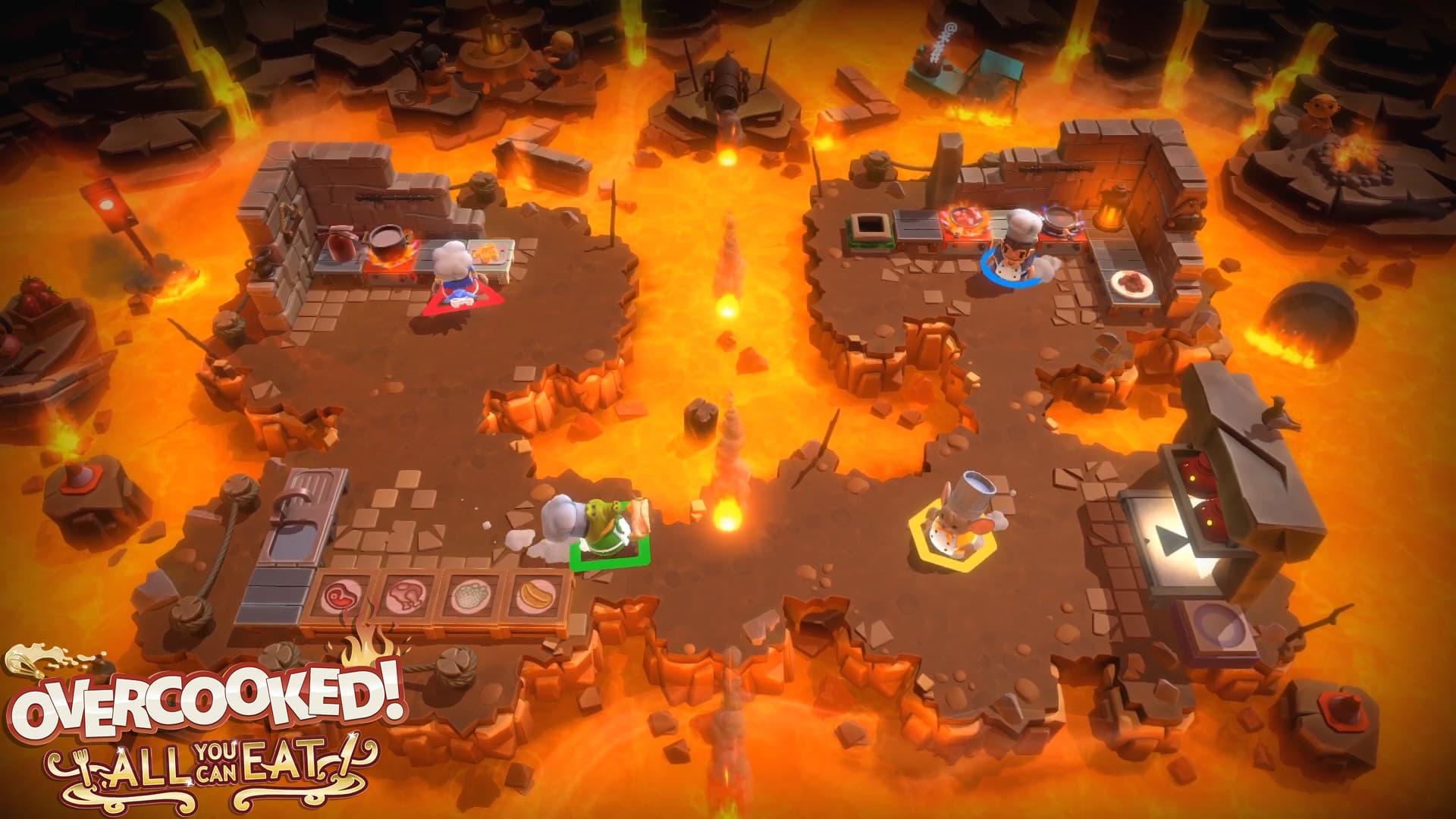 Overcooked! All You Can Eat Xbox Series X & S