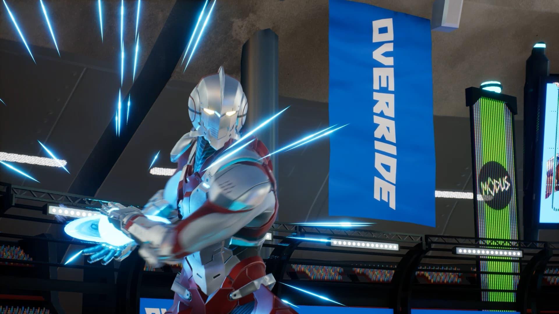 Xbox Series X & S Override 2: Super Mech League