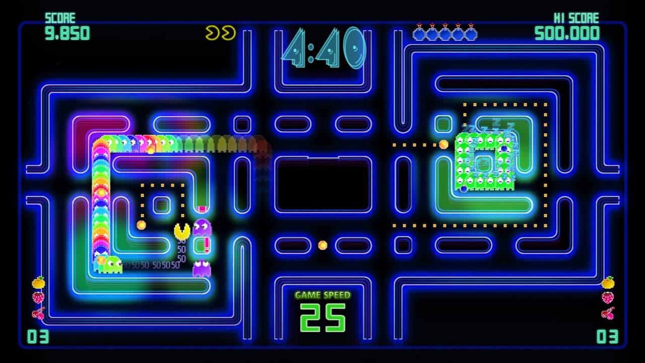 VideoTest de Pacman DX