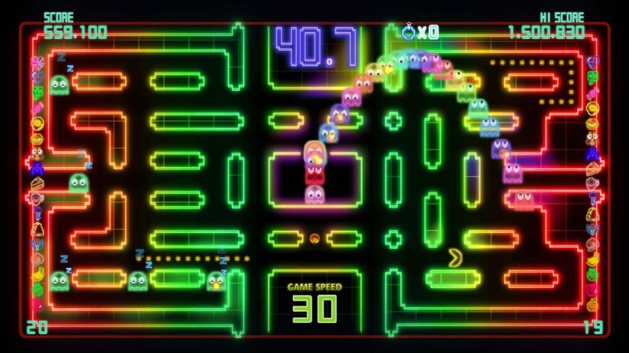 Xbox 360 Pac-Man Championship Edition DX