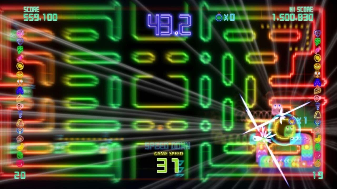 Pac-Man Championship Edition DX - Image n°7