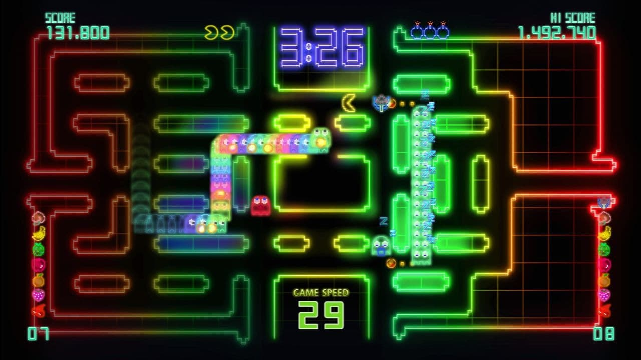 Pac-Man Championship Edition DX Xbox