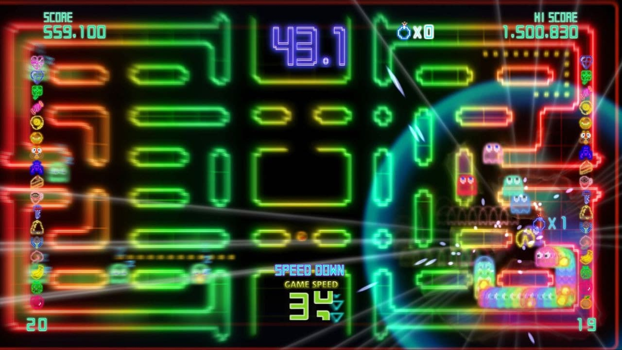 Pac-Man Championship Edition DX - Image n°6