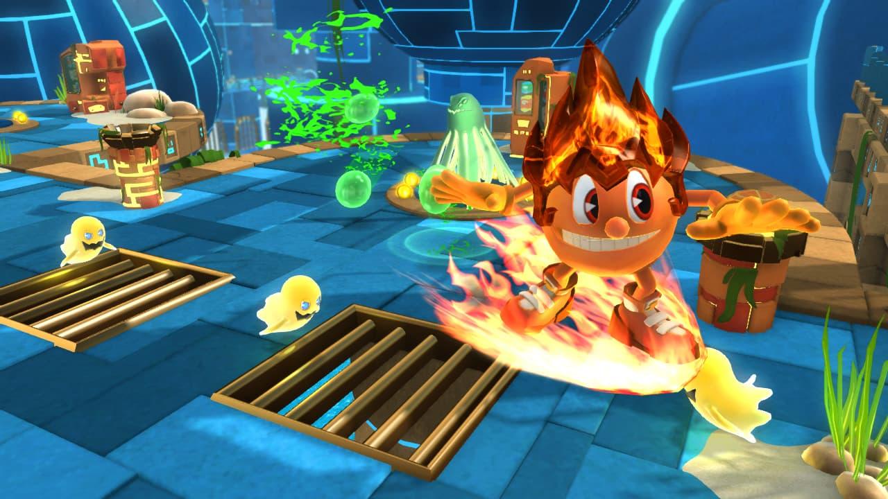 Pac-Man et les Aventures de Fantômes 2 Xbox