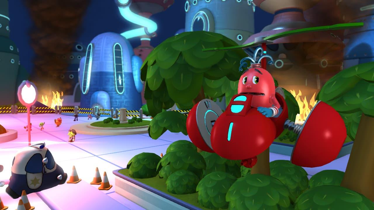 Pac-Man et les Aventures de Fantômes 2 Xbox 360