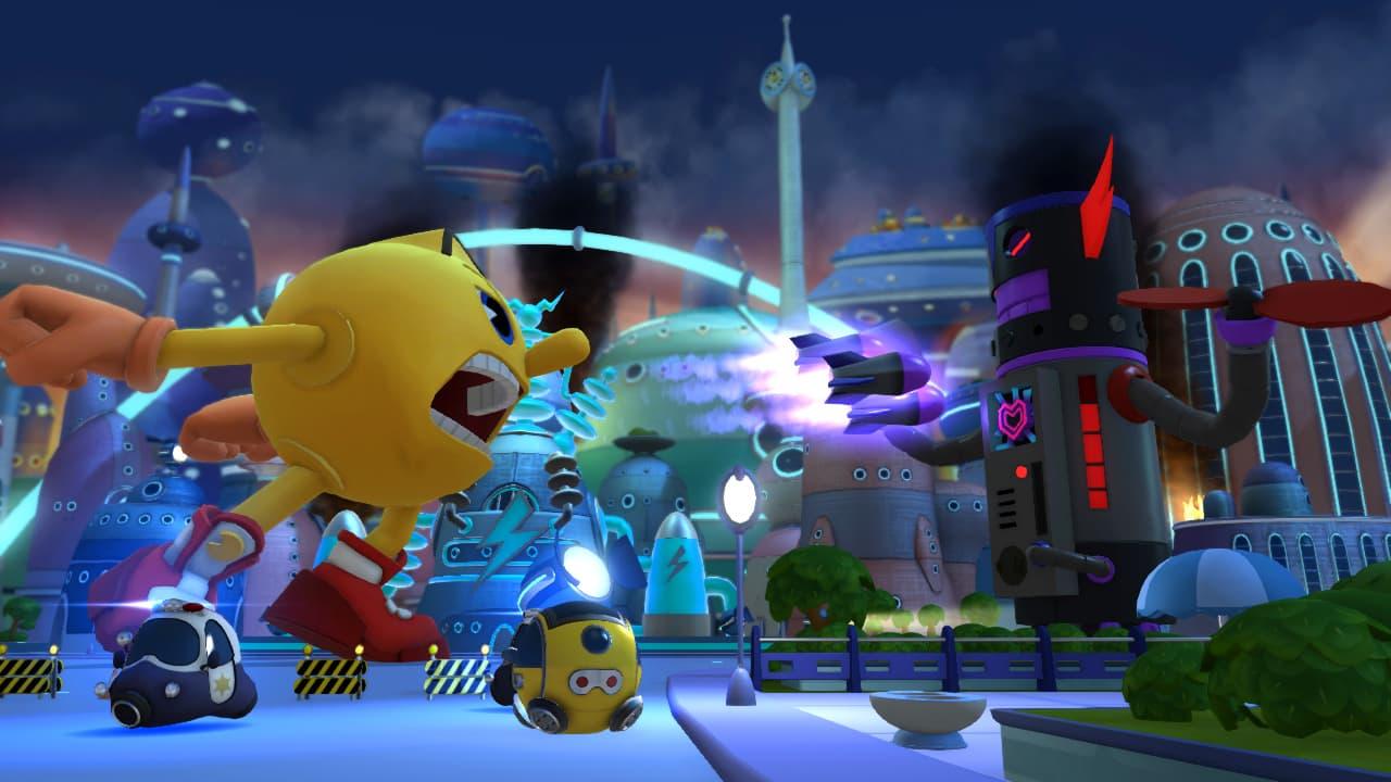 Xbox 360 Pac-Man et les Aventures de Fantômes 2