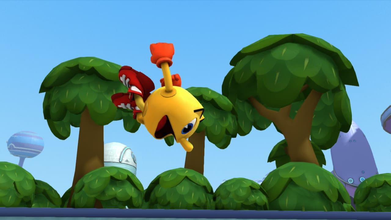 Xbox 360 Pac-Man et les Aventures de Fantômes