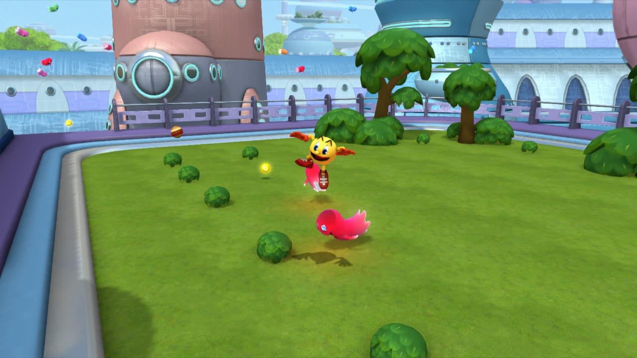 Pac-Man et les Aventures de Fantômes Xbox