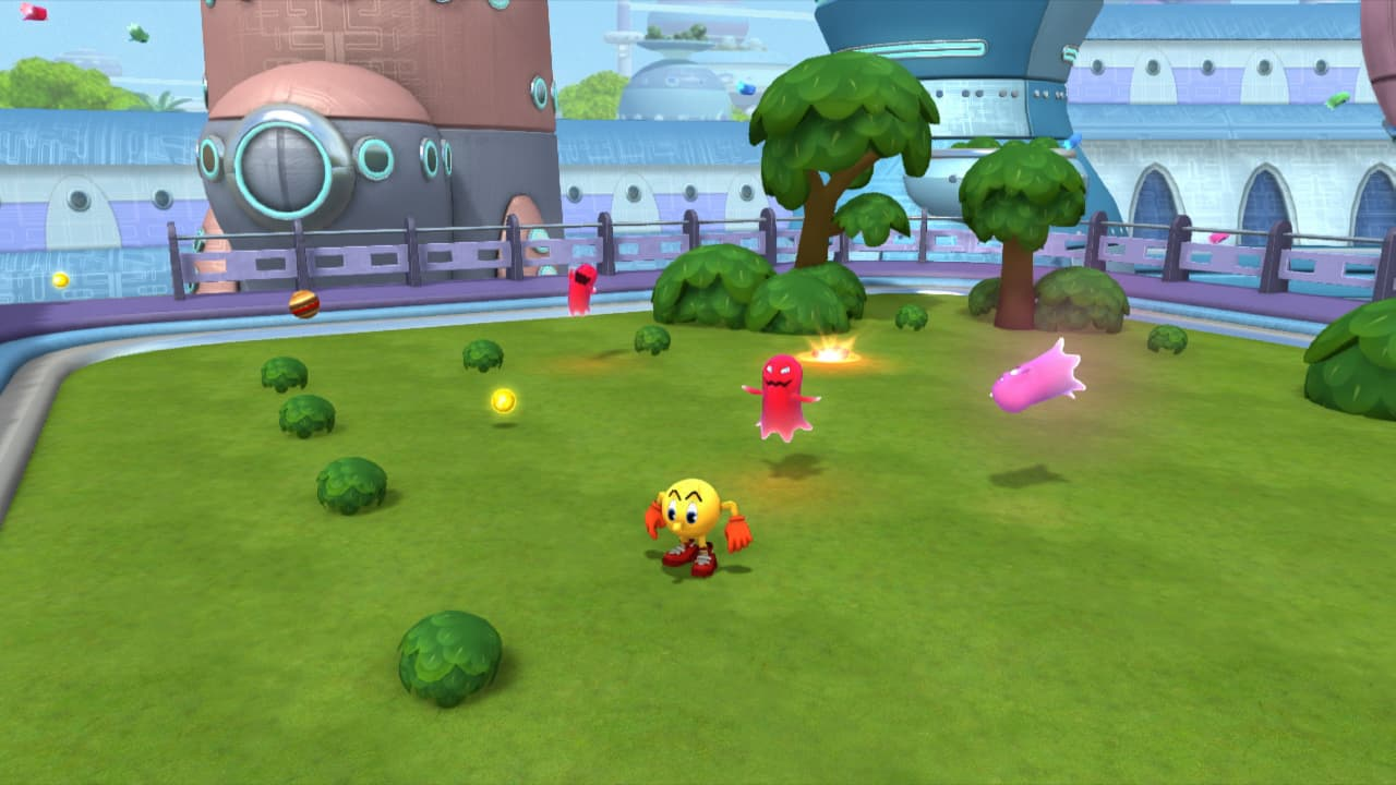Pac-Man et les Aventures de Fantômes Xbox 360