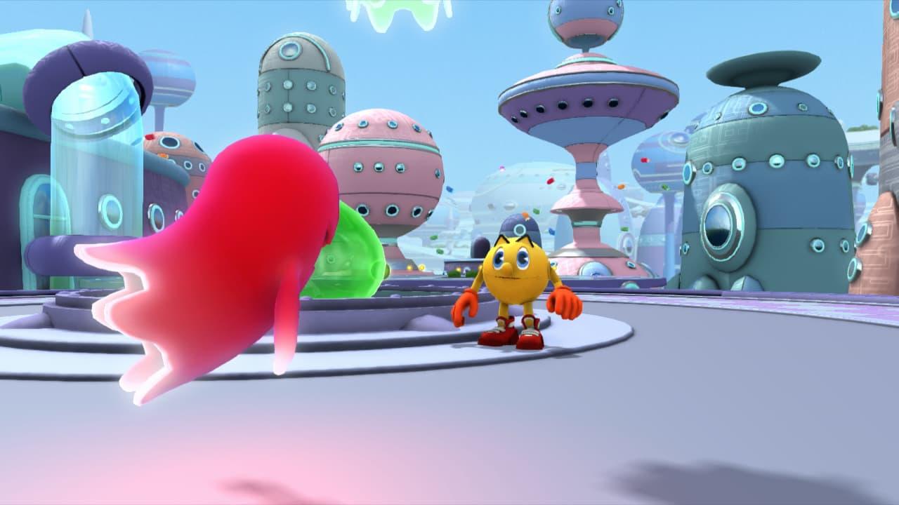 Pac-Man et les Aventures de Fantômes - Image n°8