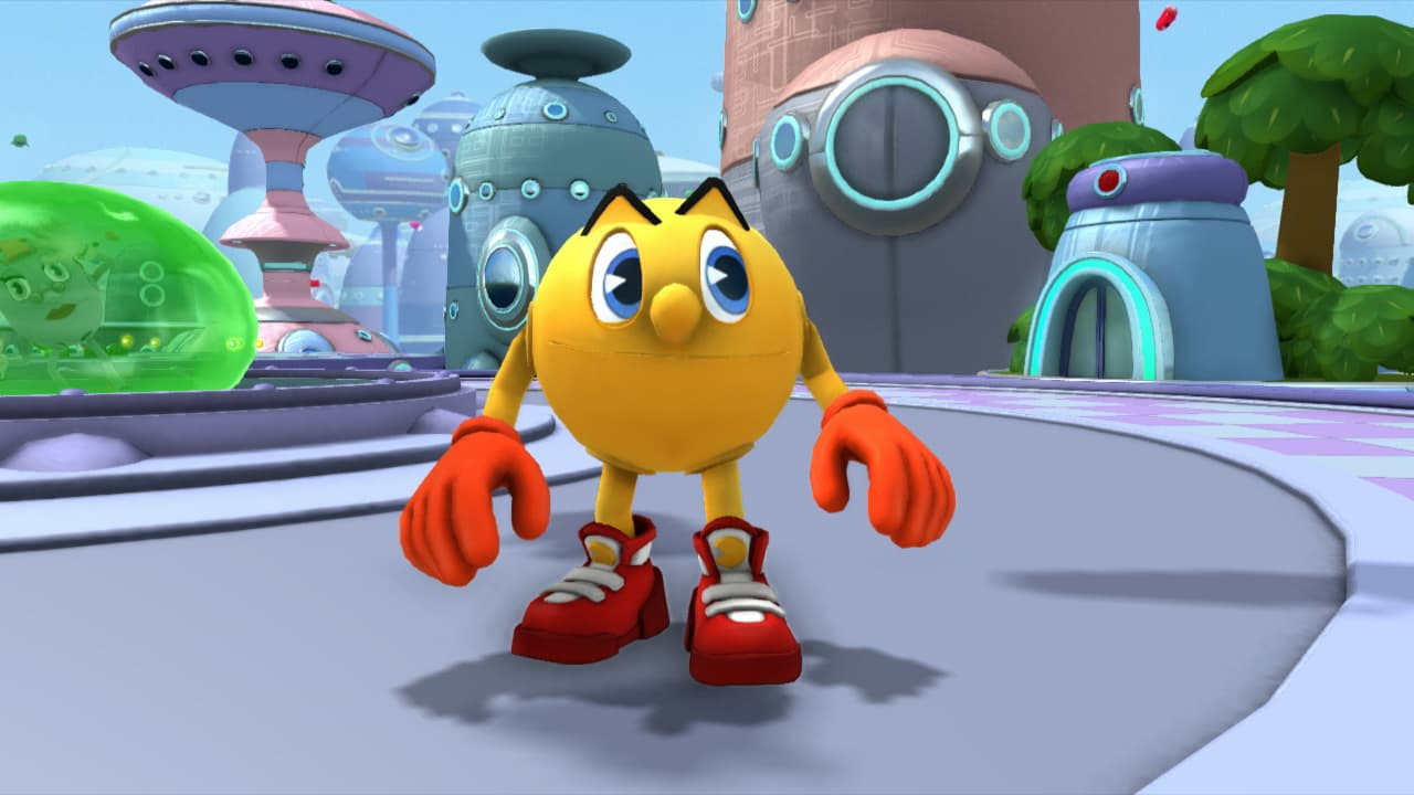 Pac-Man et les Aventures de Fantômes - Image n°6