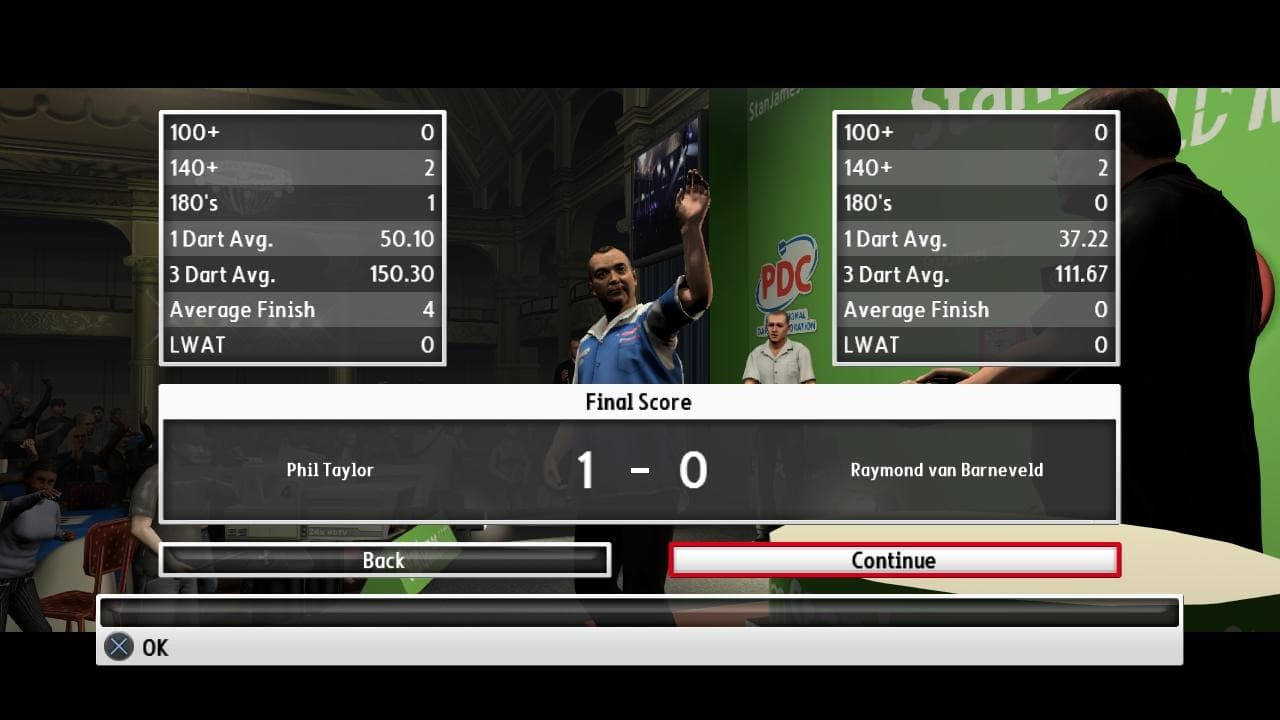 PDC World Championship Darts: Pro Tour Xbox