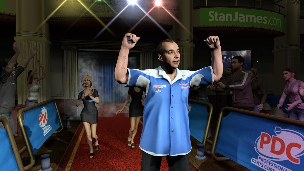 PDC World Championship Darts: Pro Tour - Image n°6