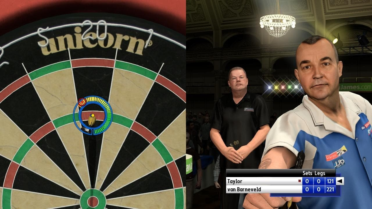 PDC World Championship Darts: Pro Tour Xbox 360