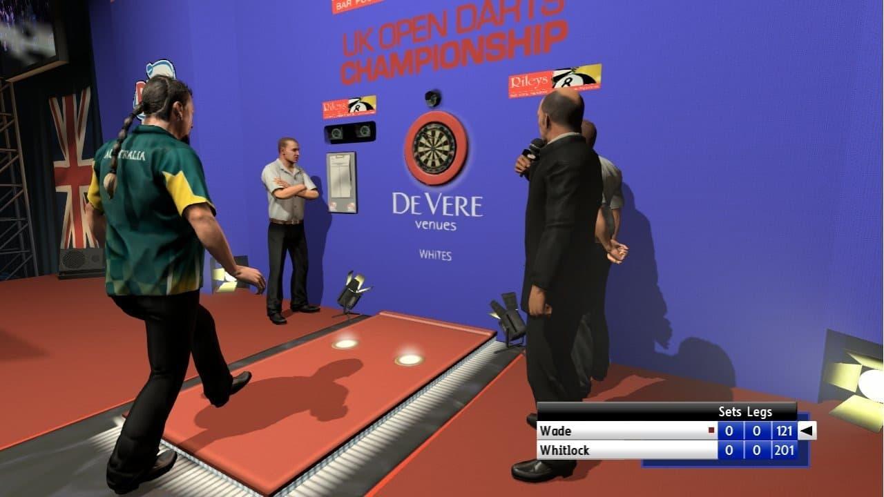 PDC World Championship Darts: Pro Tour - Image n°8