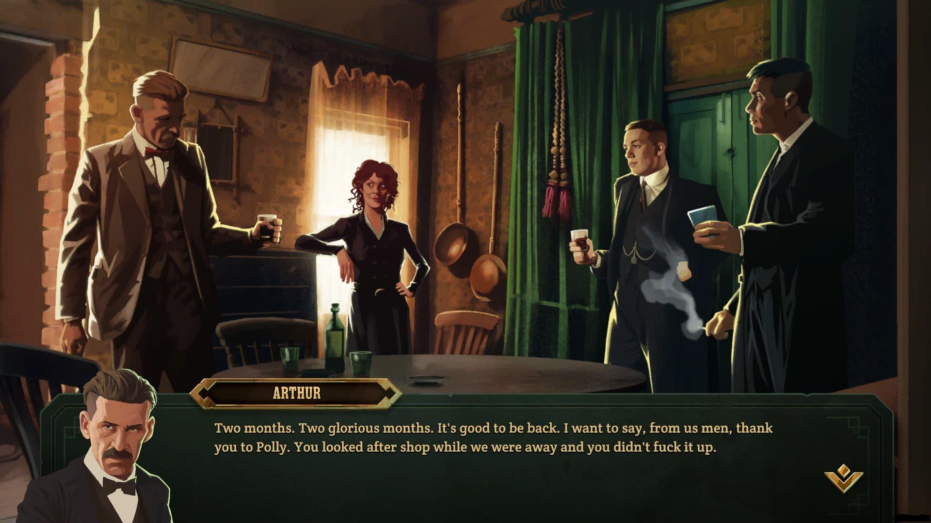Peaky Blinders: Mastermind Xbox One