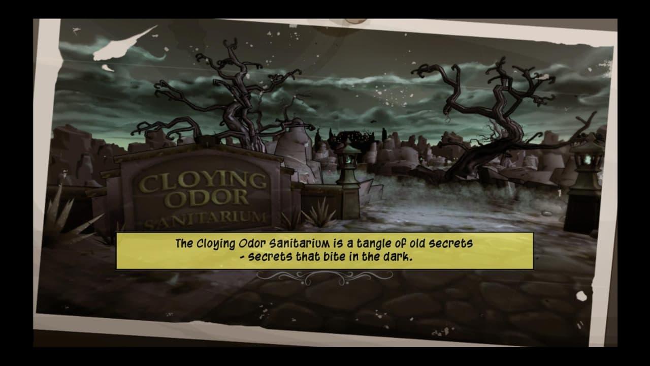 Penny Arcade Adventures: On the Rain-Slick Precipice of Darkness Episode Three Xbox Live