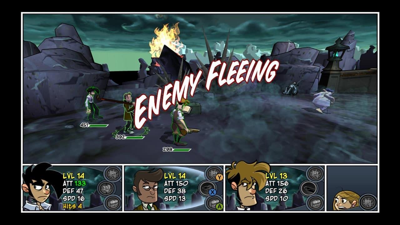 Penny Arcade Adventures: On the Rain-Slick Precipice of Darkness Episode Three Xbox