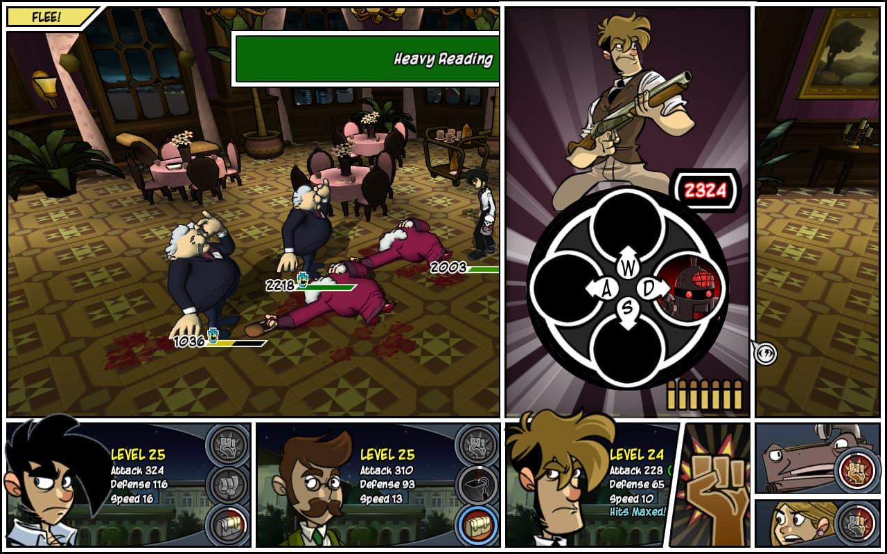 Penny Arcade Adventures: On the Rain-Slick Precipice of Darkness Episode Two Xbox