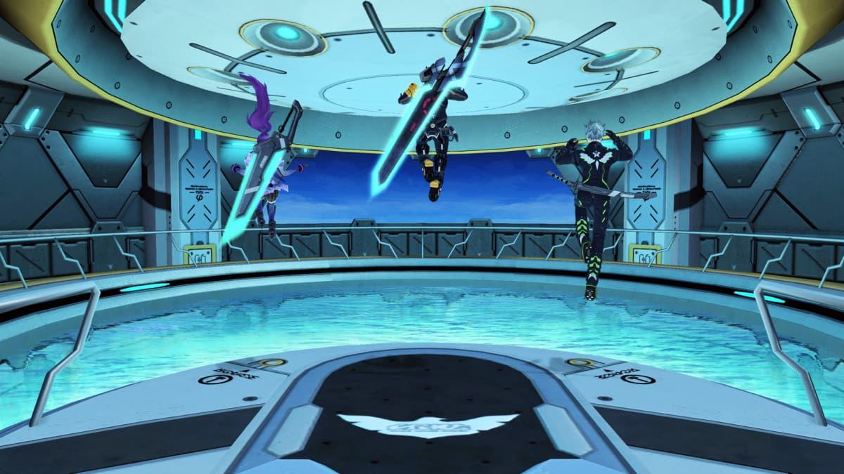 Xbox Series X & S Phantasy Star Online 2