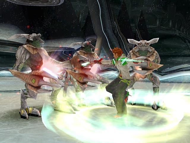 Xbox 360 Phantasy Star Universe