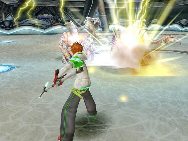 Phantasy Star Universe Xbox
