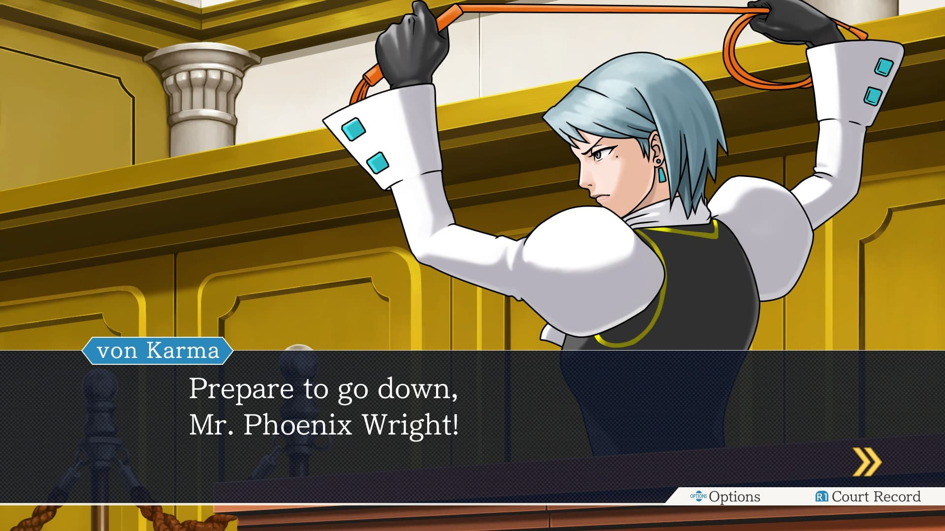 Phoenix Wright: Ace Attorney Trilogy Xbox