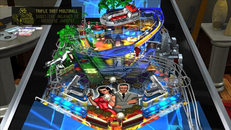 Pinball FX Xbox 360